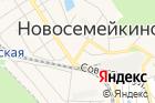 Администрация городского поселения Новосемейкино на карте