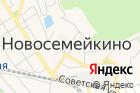 Администрация Красноярского района на карте