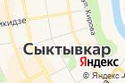 Кировская государственная медицинская академия на карте