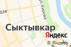Национальная детская библиотека Республики Комиим.С.Я. Маршака на карте