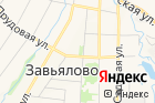 Завьяловского района на карте