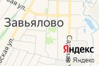 Территориальный избирком Завьяловского района на карте