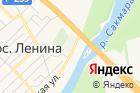 Автосервис наулице Ленина на карте