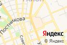 Кроткая Скво на карте