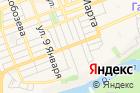 ОрГМУ, Оренбургский государственный медицинский университет на карте