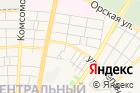 Комплексный центр социального обслуживания населения вОренбургском районе на карте