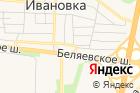 Ивановские сладости на карте
