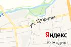 Магазин хозяйственных товаров наулице Цюрупы, 133/1 на карте