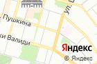 Дворцовый на карте
