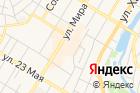 Салон оптики наКомсомольской улице на карте