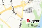 Росс-Тур на карте