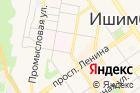 Ишимбайская центральная районная больница на карте