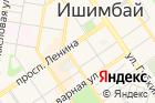 Башкирское республиканское управление инкассации, Ишимбайский участок №9 на карте