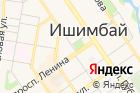 Комитет пофизической культуре спорту итуризму, Администрация муниципального района Ишимбайский район Республики Башкортостан на карте