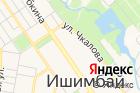 Уральский банк Сбербанка России на карте