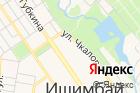 Ишимбайский городской суд Республики Башкортостан на карте