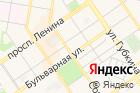 Специализированная юношеская автомобильная школа, ЧОУ на карте