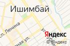Ишимбайская межрайонная прокуратура на карте