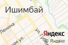 Участковый пункт полиции, Отдел МВД России поИшимбайскому району на карте