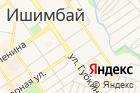 УГАТУ, Уфимский государственный авиационный технический университет на карте