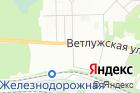 Учебно-производственный центр на карте