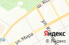 Давыдовские бани на карте