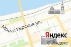 Пермская соборная мечеть на карте