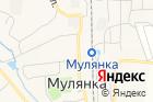 Мулянская Управа Лобановского сельского поселения, МКУ на карте