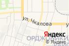 Трест банно-прачечное хозяйствог. Магнитогорска, МП на карте