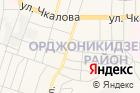 Комбинат похоронных услуг, МКУ на карте