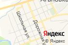 Комитет построительству иархитектуре Администрации Агаповского района на карте