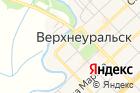 Управление имущества иземельных отношений Администрации Верхнеуральского района на карте