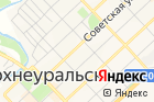 Верхнеуральское местное отделение КПРФ на карте