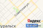 Судебный участок №1Верхнеуральского района на карте