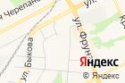 Сервисный центр технического обслуживания Ева на карте