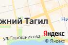 ЛаЛен на карте