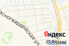Русский стандарт на карте