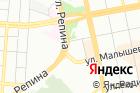 Ассоциация средних медицинских работников Свердловской области на карте