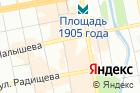 АВРОРА Хостелс на карте