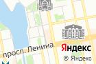 Магазин одежды дляполных женщин МодаМакси на карте