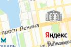 Астра-веб на карте