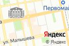ЯRMYSHEVA на карте
