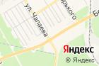 Храм святого мученика Иоанна Воина на карте