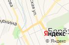 Мировые судьи Березовского района на карте
