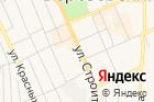 Автостоянка наул. Строителей (г. Березовский) 5а на карте