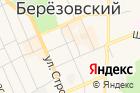 УФК, Управление Федерального казначейства поСвердловской области на карте