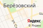 Магазин мужской одежды во2-м Березовском переулке на карте