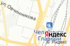 ТНТ вЧелябинске на карте