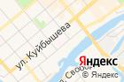 Курганский областной кардиологический диспансер на карте