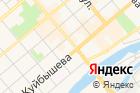 Наш Городок на карте